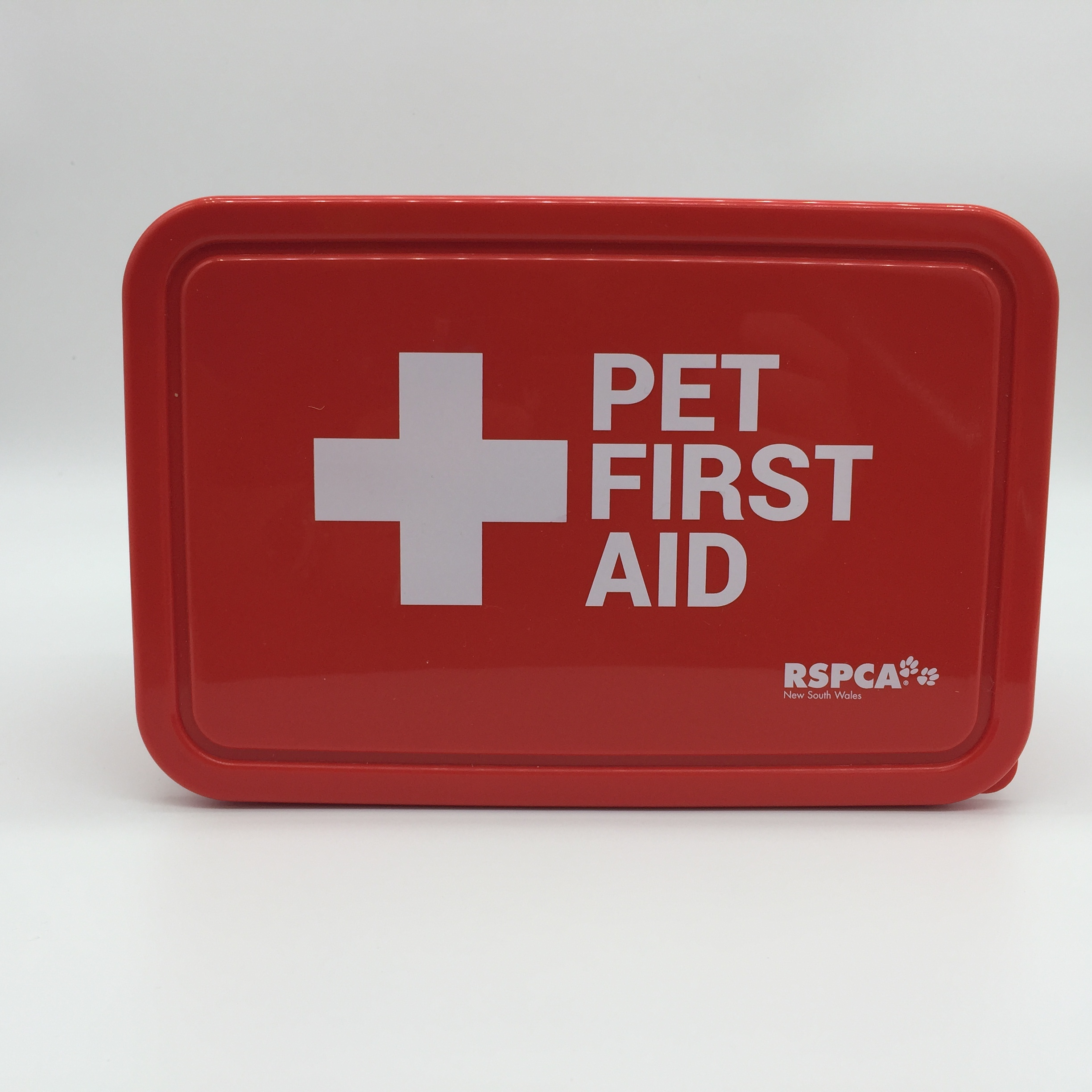 pet first aid box